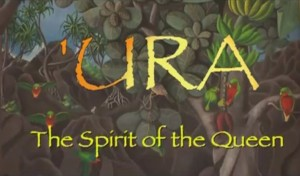 'Ura the Spirit of the Queen - Kuhl's Lorikeet Conservation